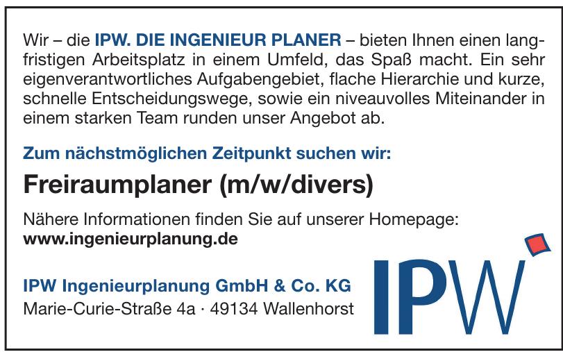 IPW Ingenieurplanung GmbH & Co. KG