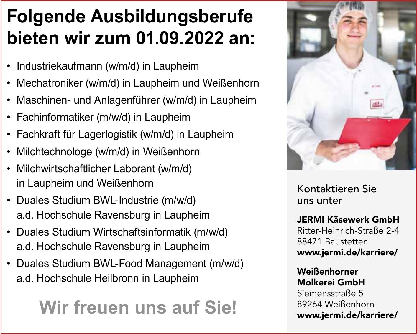 Jermi Käsewerk GmbH