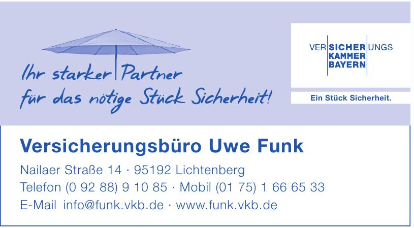 Versicherungsbüro Uwe Funk