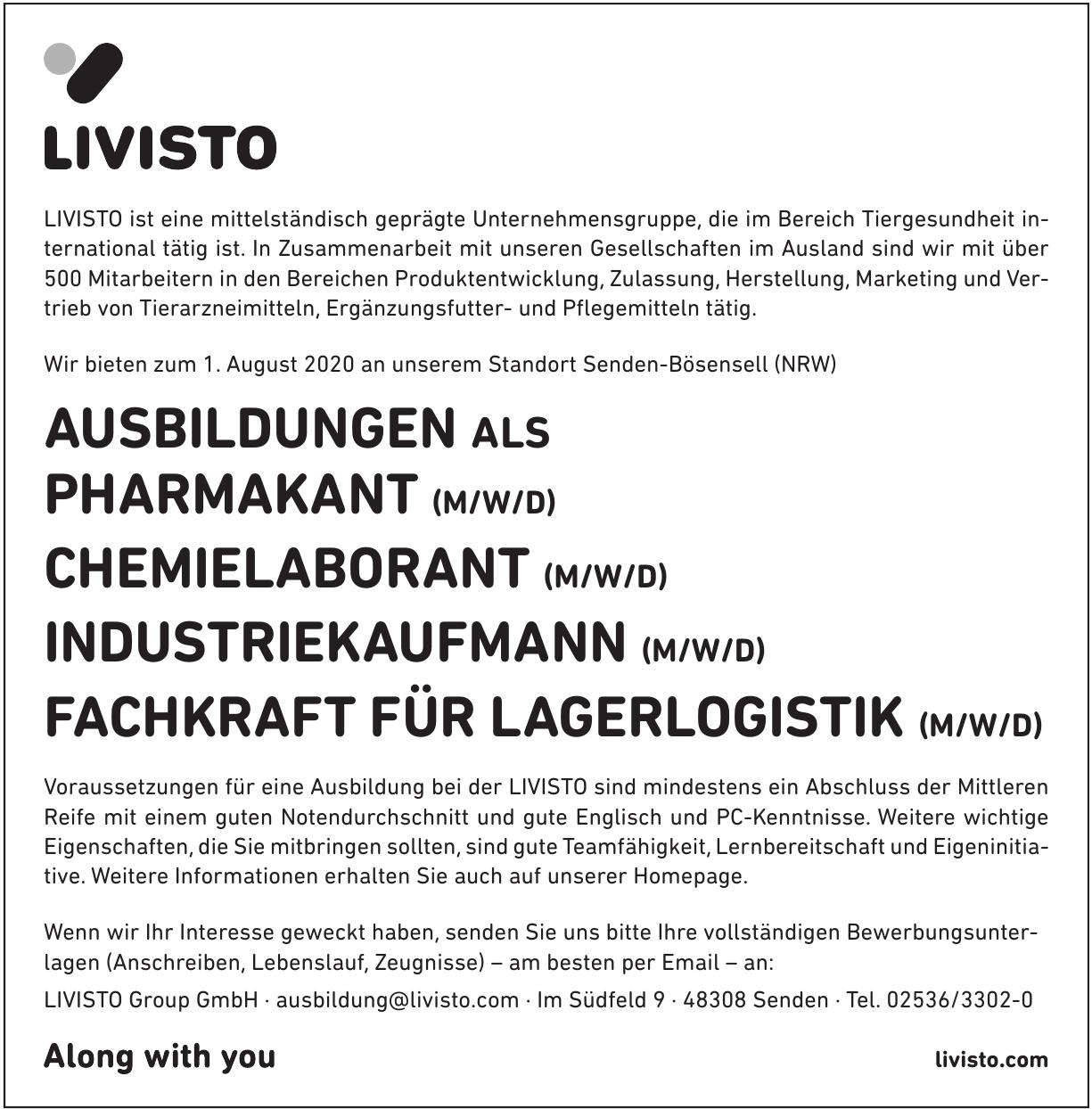 LIVISTO Group GmbH
