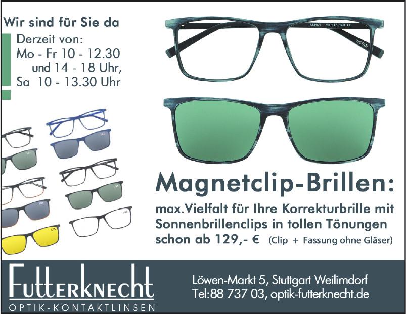 Futterknecht - Optik - Kontaktlinsen