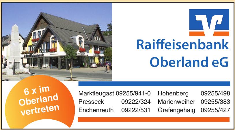 Raiffeisenbank Oberland eG