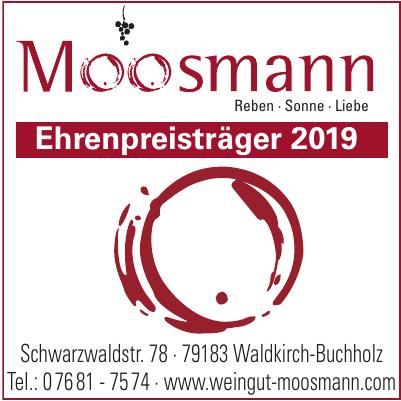 Moosmann Weingut