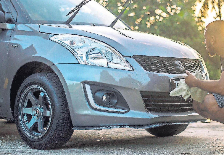 Die richtige Reifenpflege gehört zur Wagenbehandlung dazu. Foto: Pexels