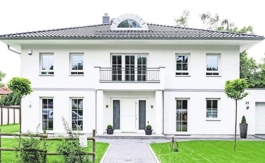 ARGE-Haus: ausgezeichnet von Focus Money. Foto: Ferdinand Graf Luckner