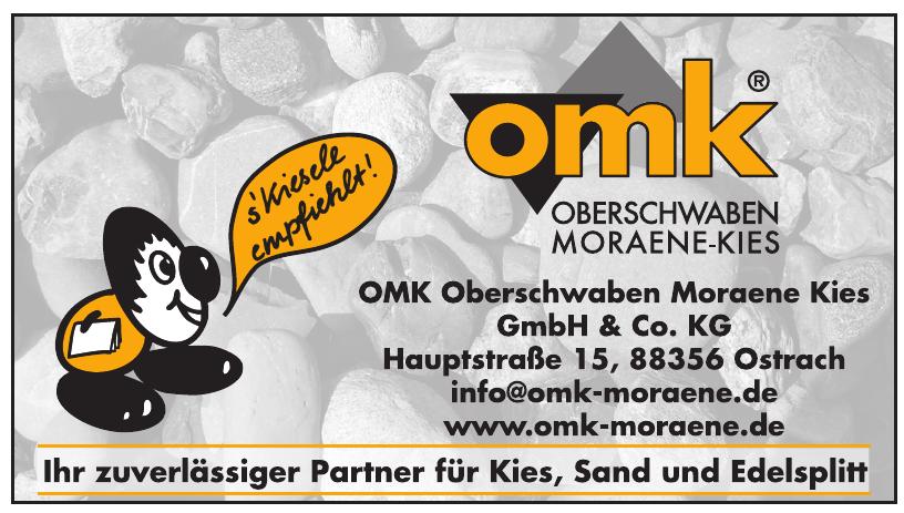 omk Oberschwaben Moraene Kies GmbH + Co.KG