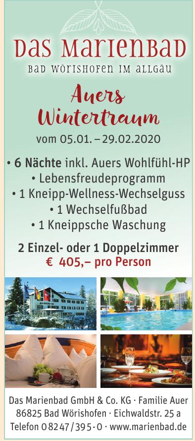 Das Marienbad GmbH & Co. KG