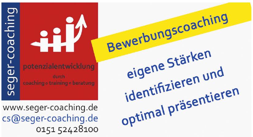 Seger-Coaching