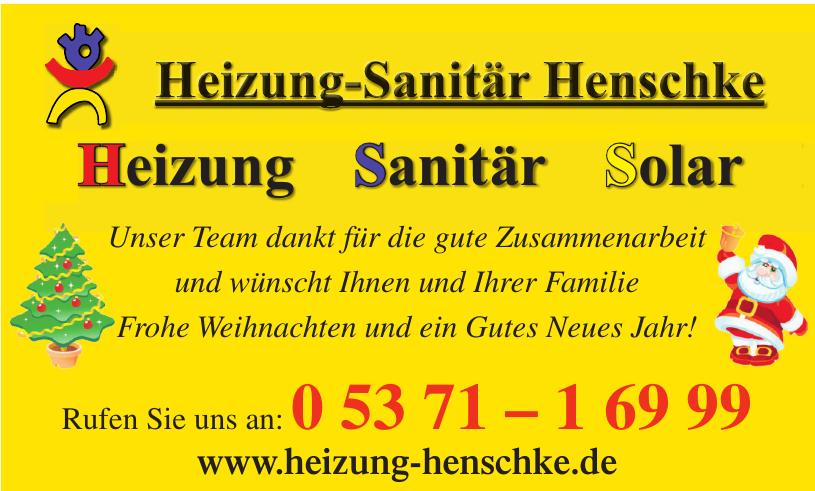 Heizung-Sanitär Henschke
