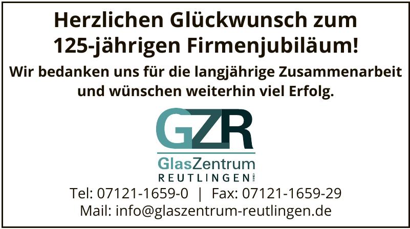 GZR GlasZentrum Reutlingen