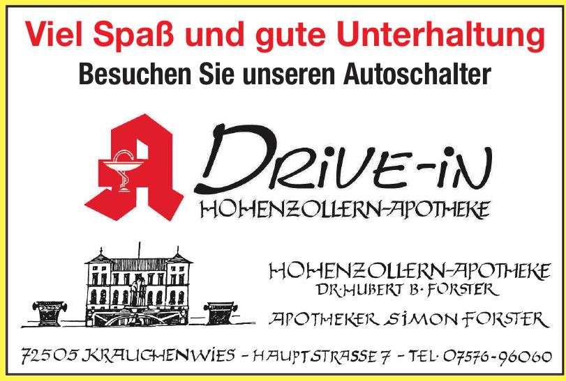 Drive-In Hohenzollern-Apotheke
