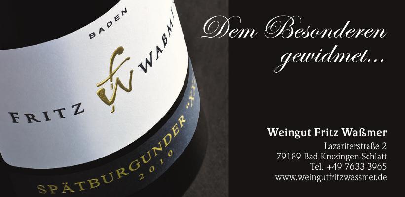 Weingut Fritz Waßmer