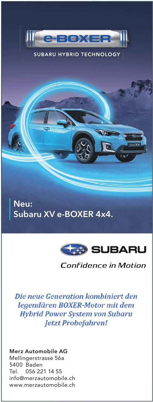 Merz Automobile AG