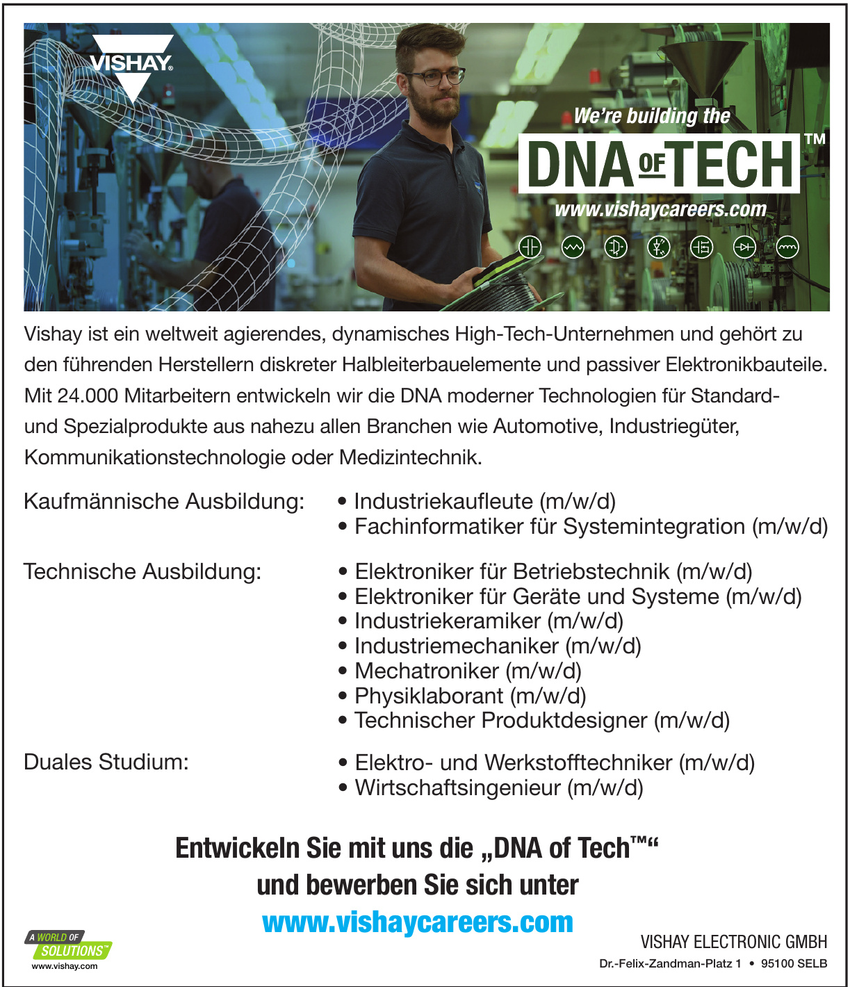 Vishay Electronic GmbH