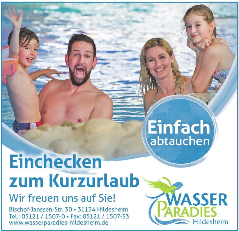 Wasserparadies Hildesheim