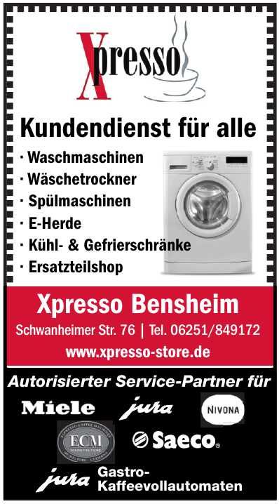 Xpresso Bensheim