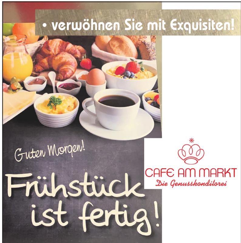 Cafe Am Markt Die Genusskonditorei