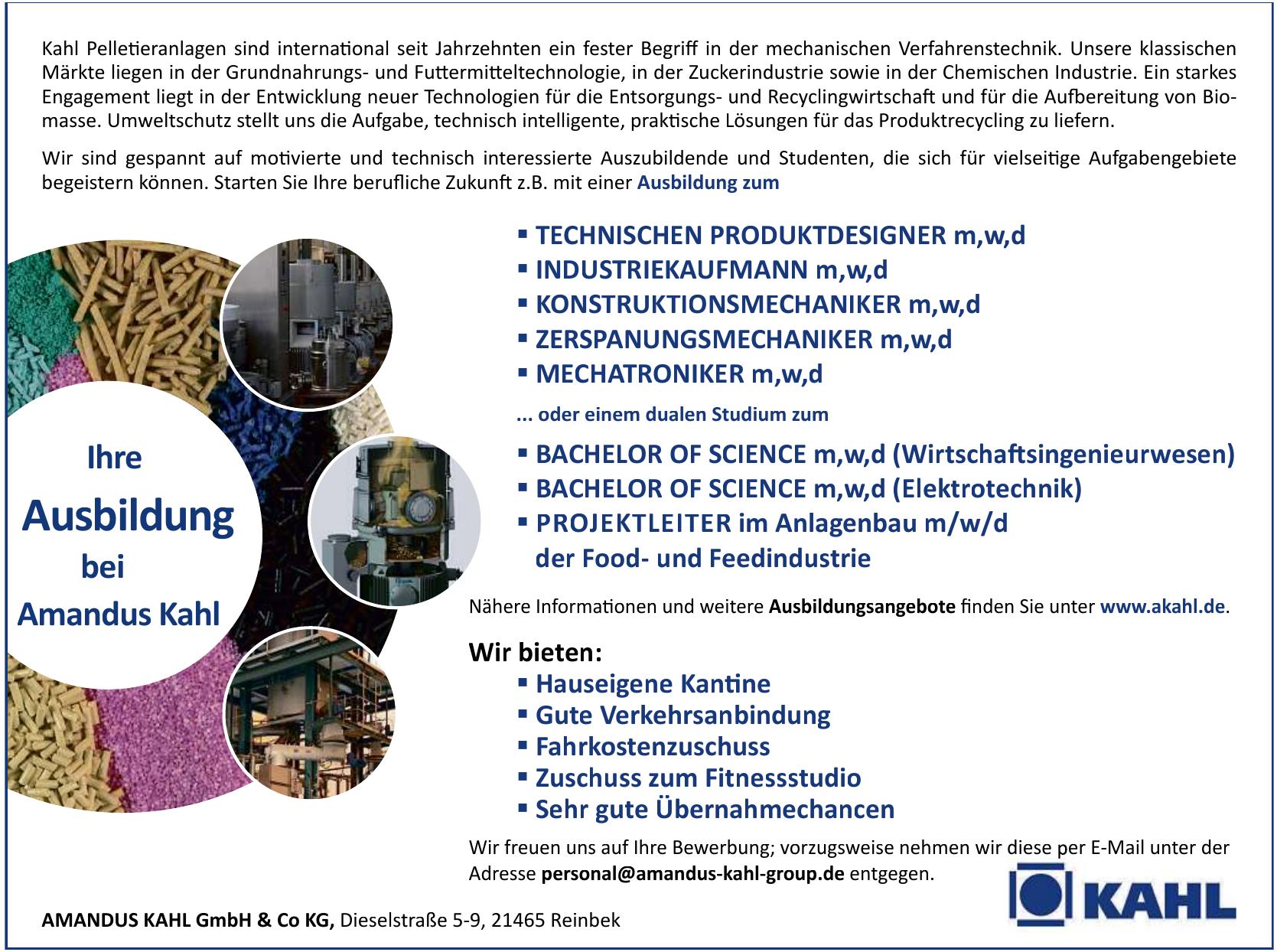 Amandus Kahl GmbH & Co KG