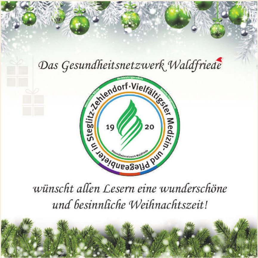 Gesundheitsnetzwerk Waldfriede