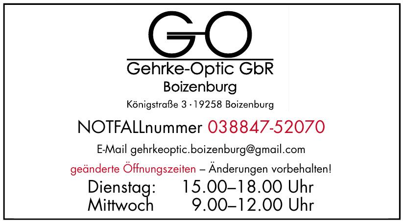 GO Gehrke-Optic GbR