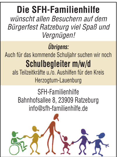 SFH Familienhilfe
