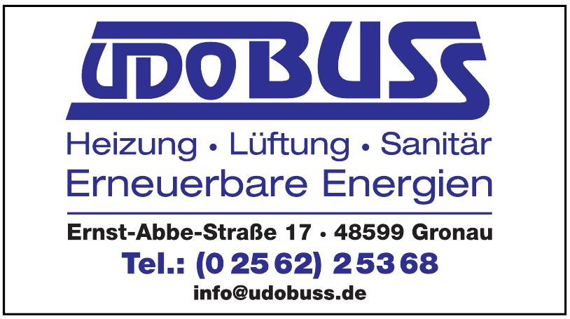 UB Udo Buss GmbH & Co. KG