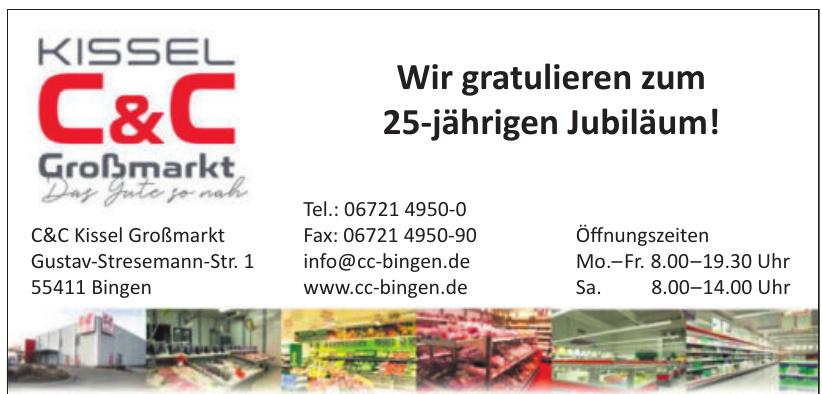 C&C Kissel Großmarkt
