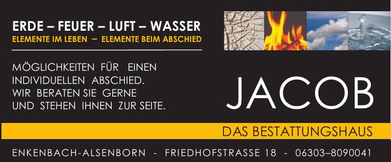Jacob - Das Bestattungshaus