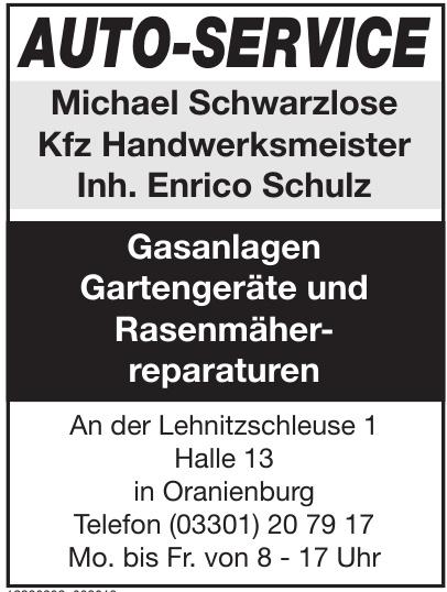 Michael Schwarzlose Kfz Handwerksmeister