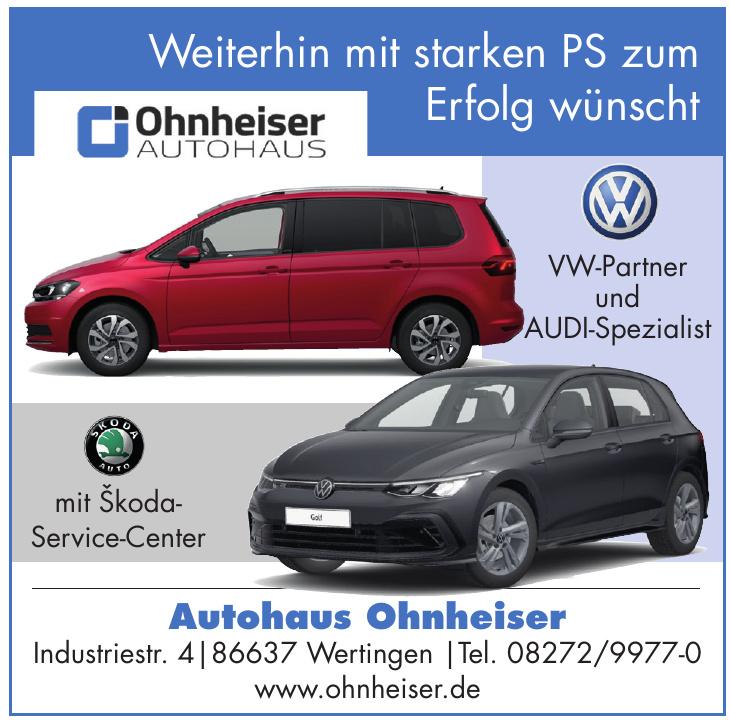 Autohaus Ohnheiser