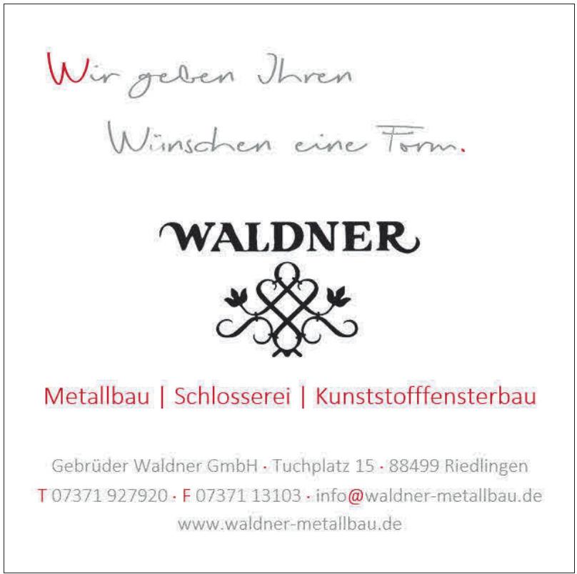 Gebrüder Waldner GmbH