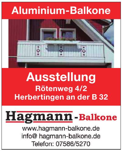 Hagmann - Balkone
