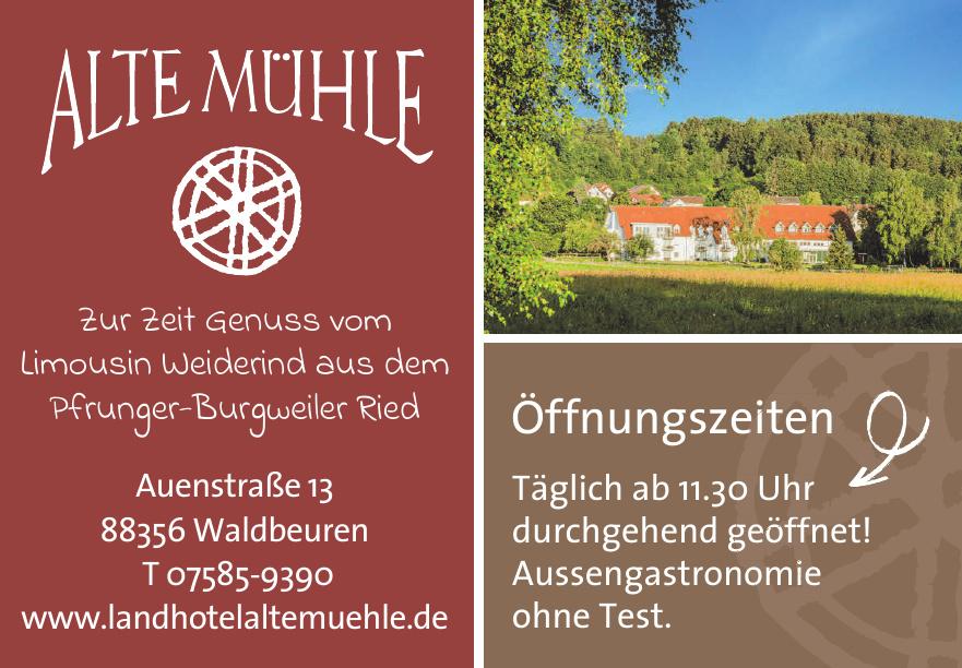 Landhotel Alte Mühle