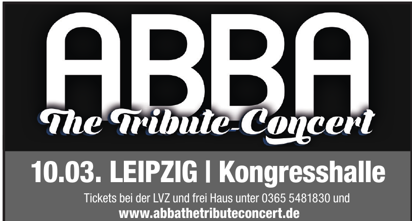 Abba The Tribute-Concert