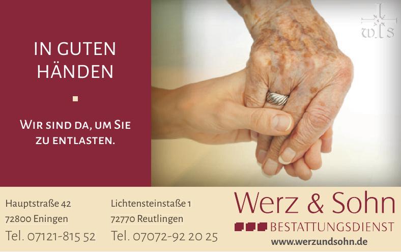 Werz & Sohn Bestattungsdienst