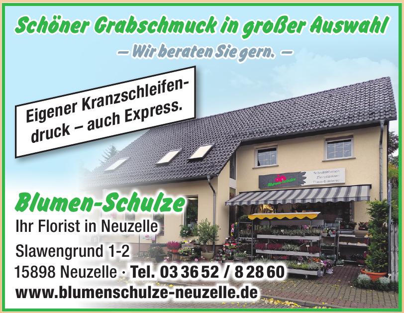 Blumen-Schulze