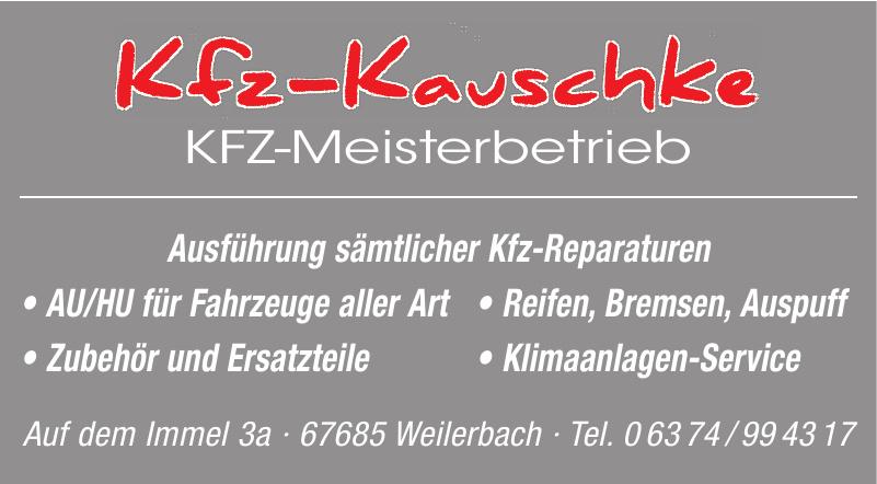 Kfz-Kauschke