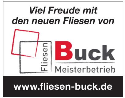 Fliesen Buck