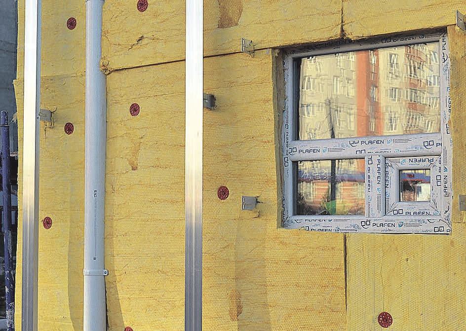 Die Fassadendämmung hilft, Energiekosten zu sparen. Foto: pixabay.com/ AKuptsova