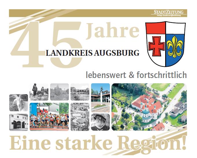 45 Jahre Landkreis Augsburg