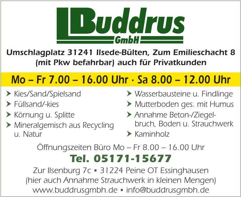 Budrus GmbH