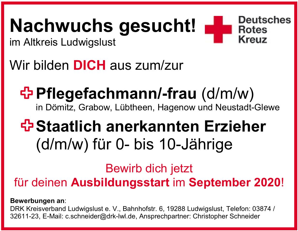 DRK Kreisverband Ludwigslust e. V.