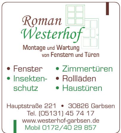 Roman Westerhof