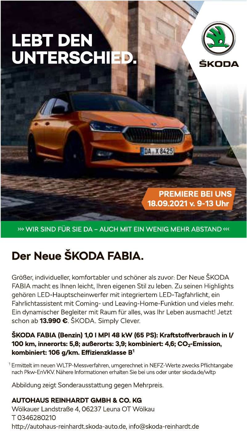 Autohaus Reinhardt GmbH & Co. KG