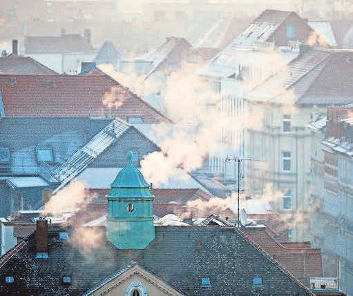Noch werden zu wenige Heizungen in Deutschland erneuert. FOTO: JAN WOITAS/DPA