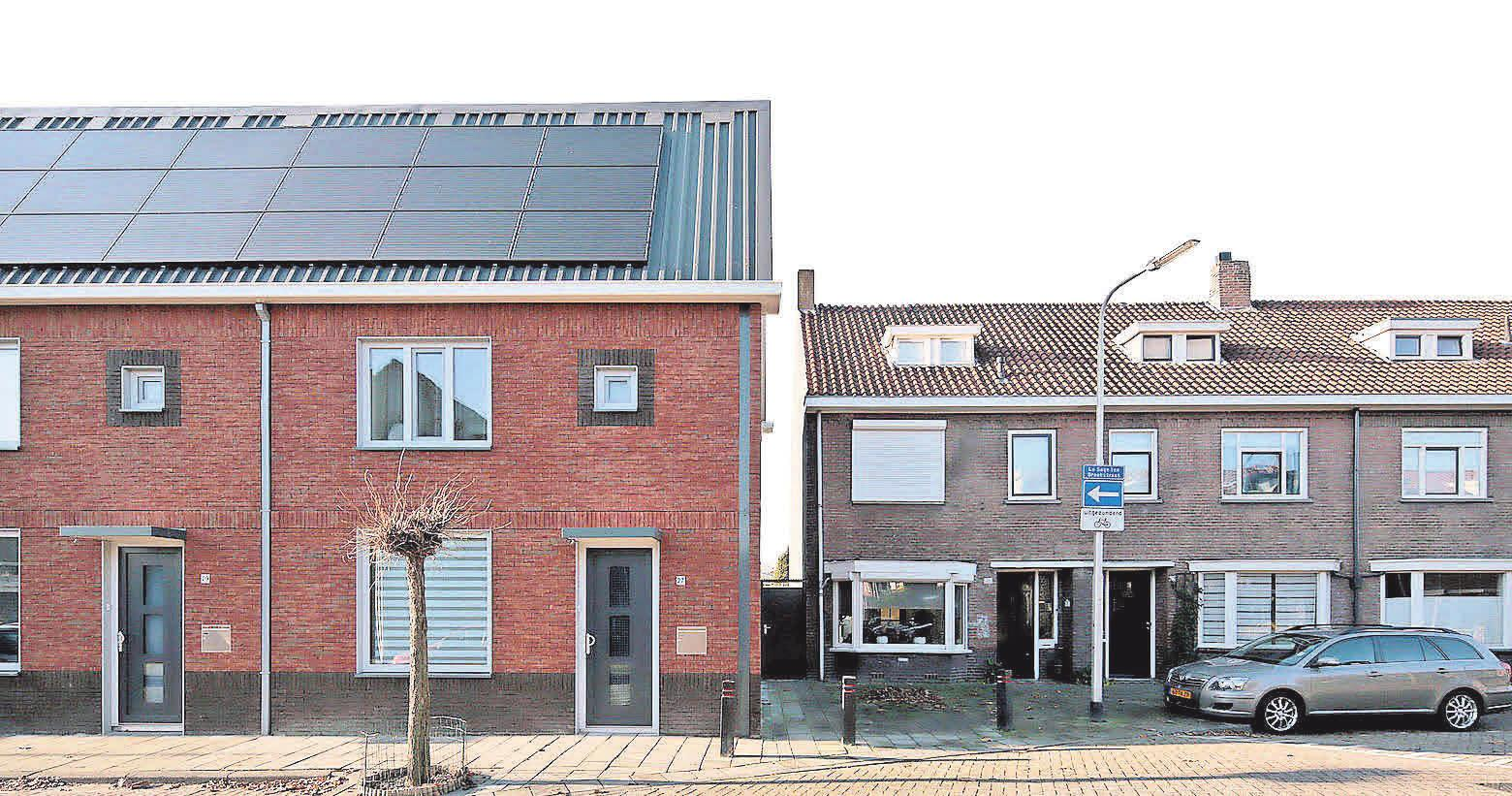 In den Niederlanden wurde das Konzept Energiesprong etwa in Tilburg erprobt. FOTO: DENA