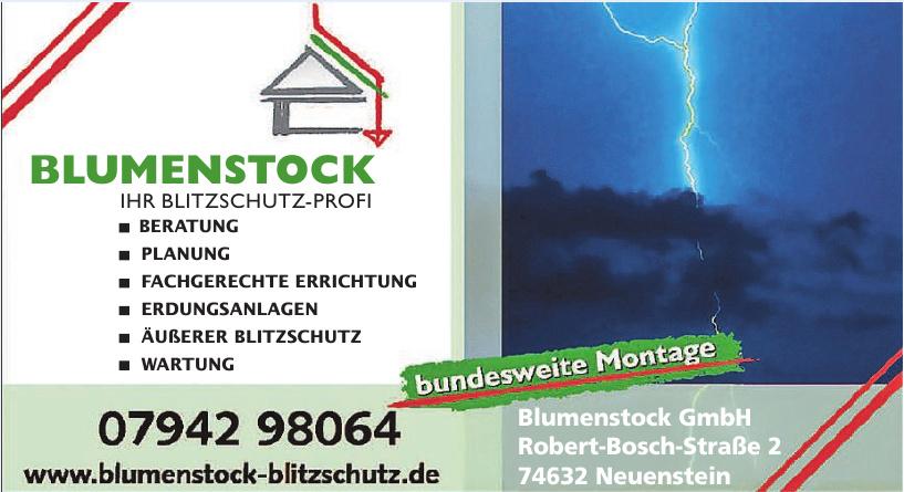 Blumenstock GmbH