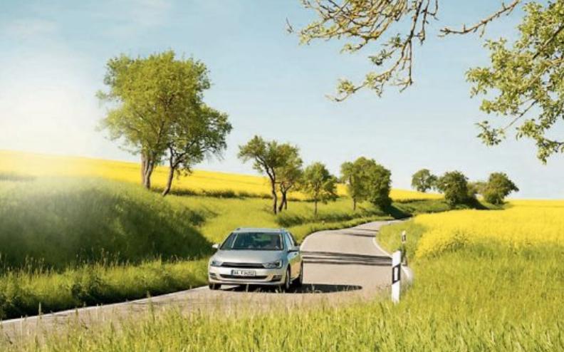 Prima Klima im Auto bei jedem Wetter: Die Klimaanlage sorgt nicht nur für die Wunschtemperatur, sondern hält auch Pollen, Staubpartikel und Co. draußen. Bild: djd/Robert Bosch GmbH