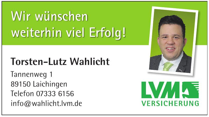 LVM Versicherung - Torsten-Lutz Wahlicht