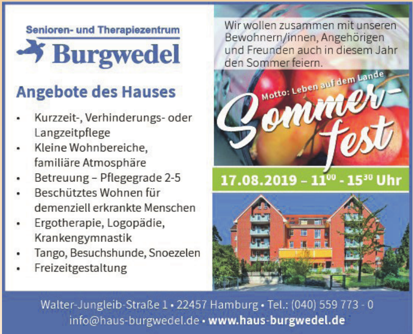Senioren- und Therapiezentrum Burgwedel